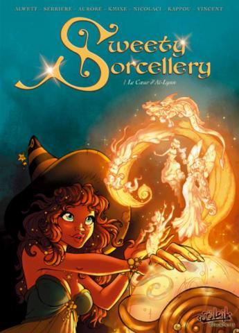 Sweety Sorcellery - Tome 1: Le coeur d'Aï-Lynn Sweety10