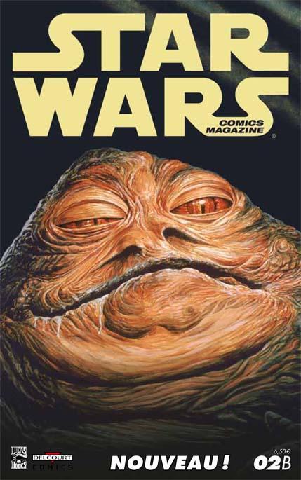 STAR WARS COMICS MAGAZINE #02 - MARS 2013 02b10