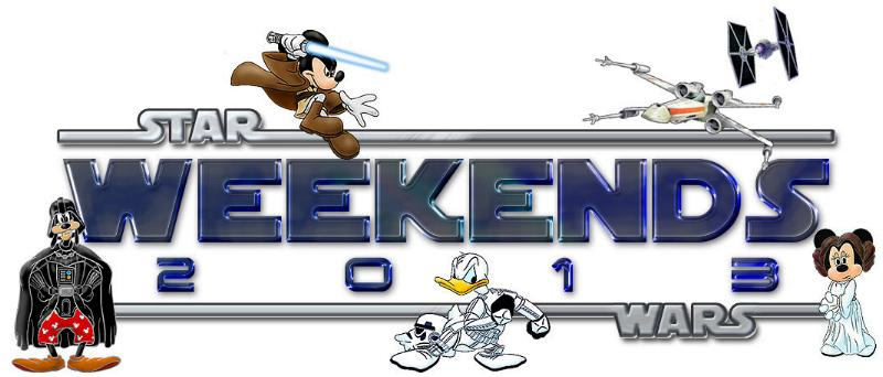 Disney - Star Wars Weekends 2013  Logo_010