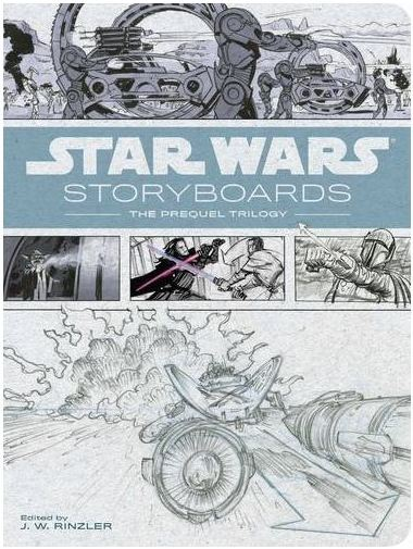 Star Wars Storyboards - The Prequels  Story10