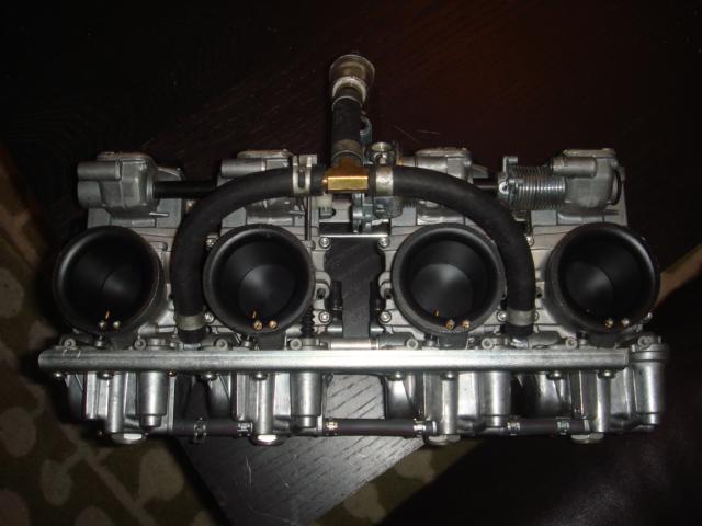 Rampe Mikuni RS 34 chez Dynoman.net Dsc02111