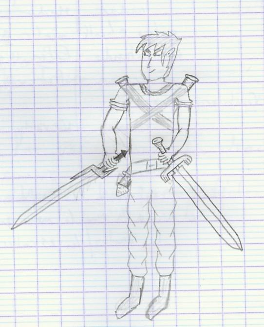 Mes dessins Mekade10