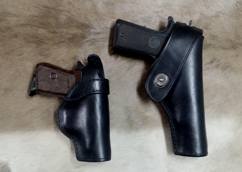 Les différents holsters pour 1911- NGcuirs 64225911