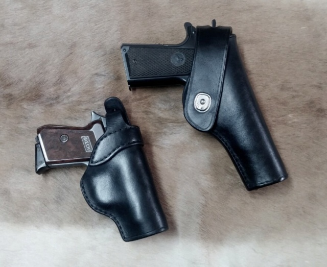 Les différents holsters pour 1911- NGcuirs Img_2017