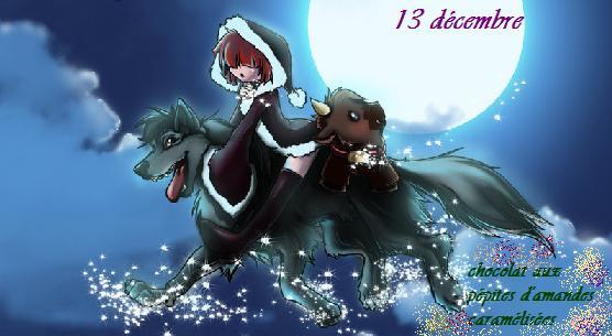 Calendrier de l'Avent Noel1312