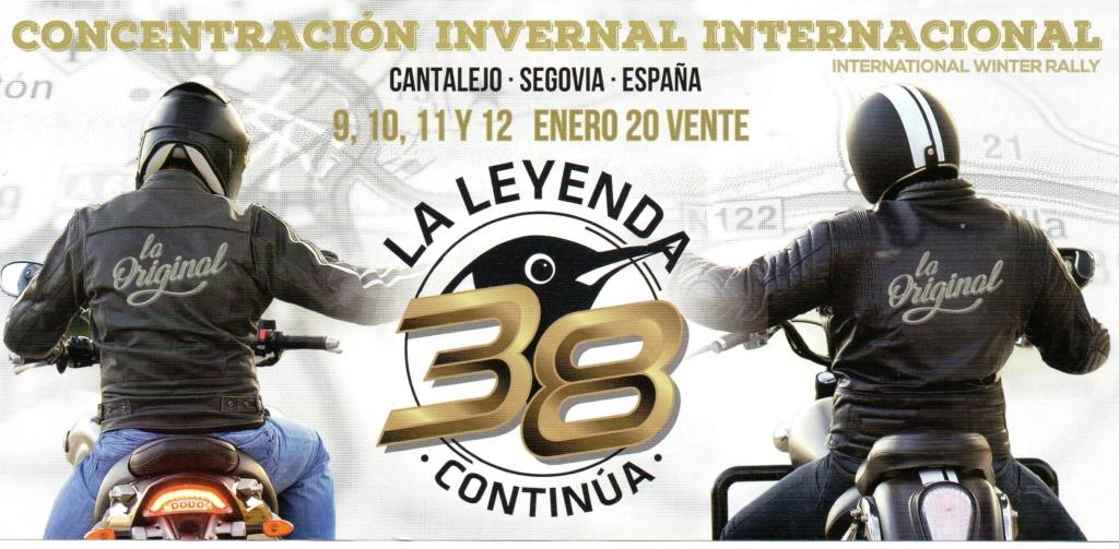 Hivernale Espagnole LA LEYENDA CONTINUA 9AU 12 JANVIER 2020 La_ley10