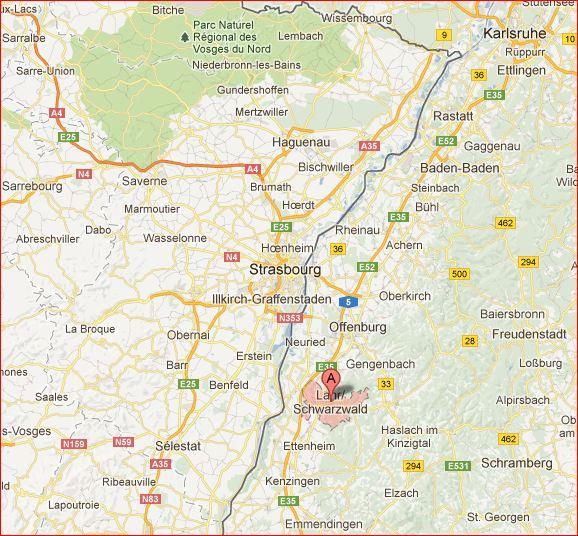 Alsace: les membres de cette région Lahr10