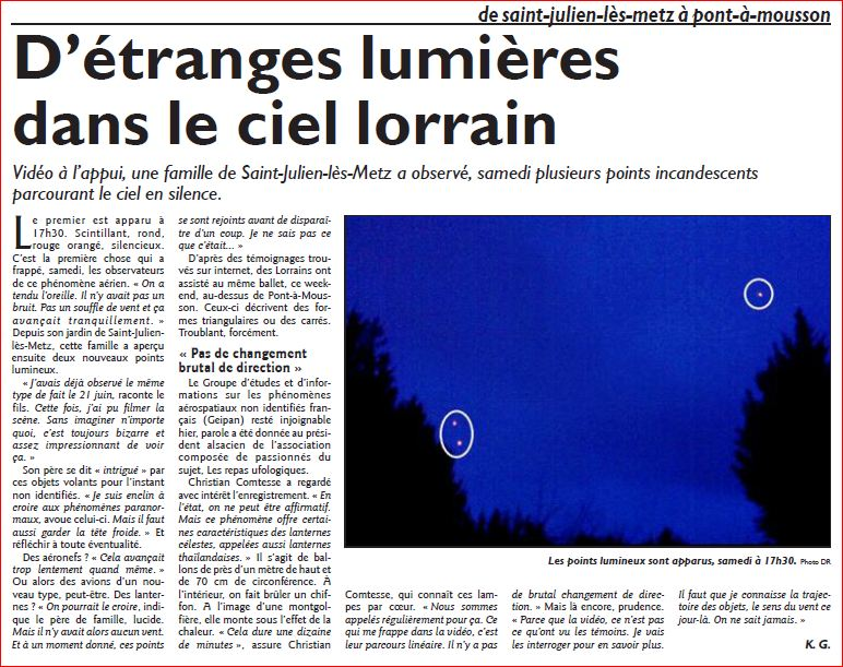 Lorraine: les membres de cette région - Page 4 Lumiar10