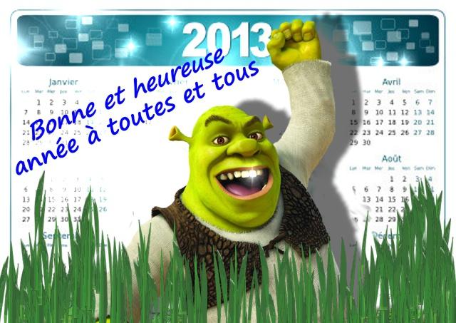 Bonnes Fêtes et Meilleurs Vœux à tous pour 2013 - Page 5 Shrek_11