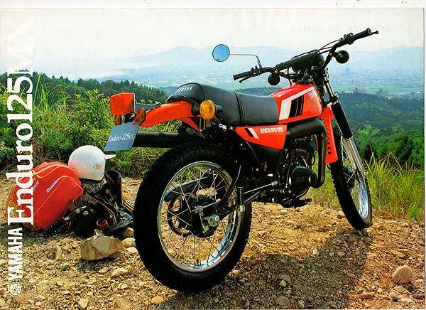 jeune, souvent sans le sou , mais avec ..... une moto !!!! 125dtm10