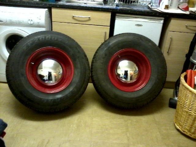 cherche roues pour pont volvo P2805110