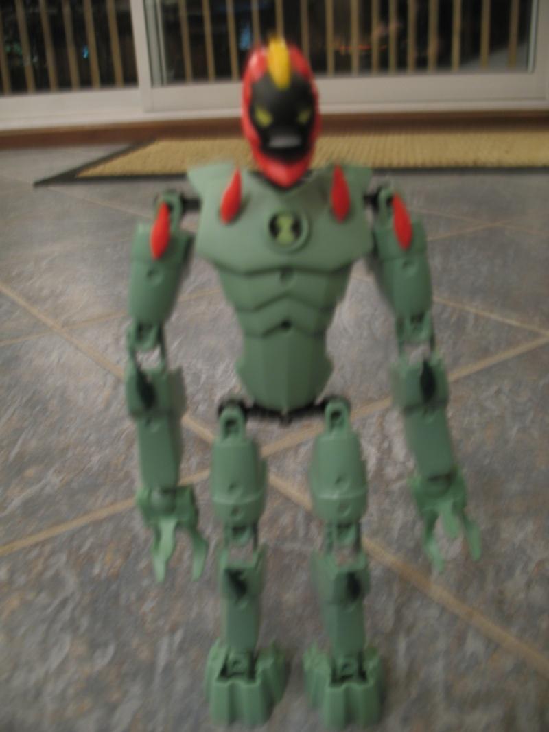 [Revue] Ben10 Alien Force 8410 : Swampfire Img_5910