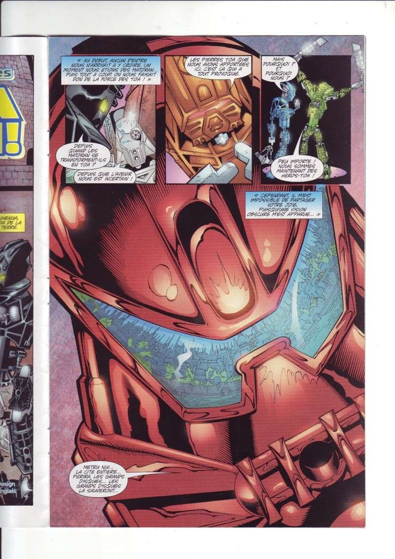 [Comics] VF des BD Bionicle : Toa Metru ! N°16 Save0200