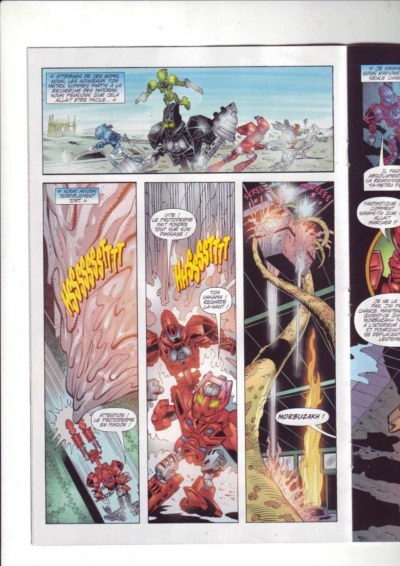 [Comics] VF des BD Bionicle : Toa Metru ! N°16 Save0203