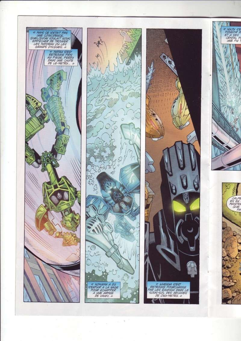 [Comics] VF des BD Bionicle : Toa Metru ! N°16 Save0211