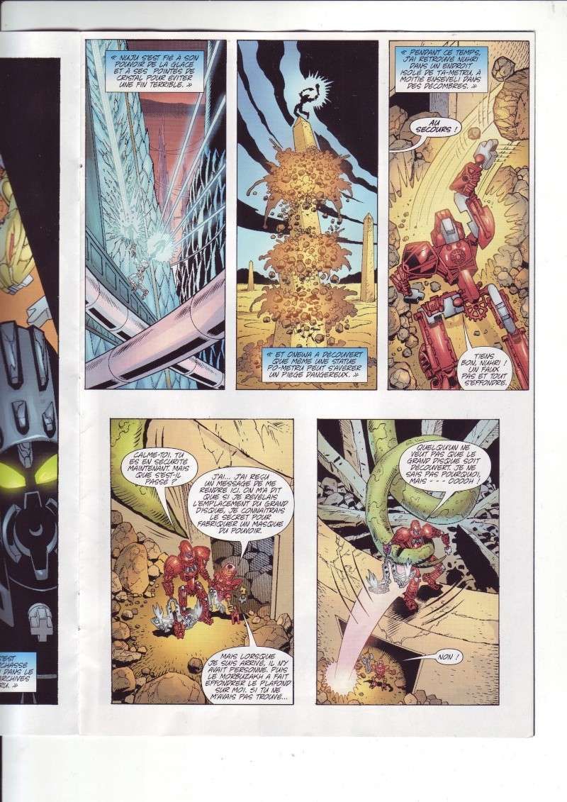 [Comics] VF des BD Bionicle : Toa Metru ! N°16 Save0212