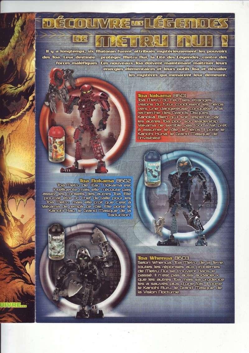 [Comics] VF des BD Bionicle : Toa Metru ! N°16 Save0216