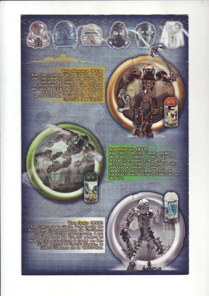 [Comics] VF des BD Bionicle : Toa Metru ! N°16 Save0217