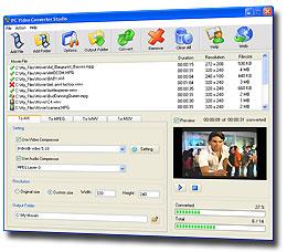 Program4Pc PC Video Converter Studio v5.2 Perspe10