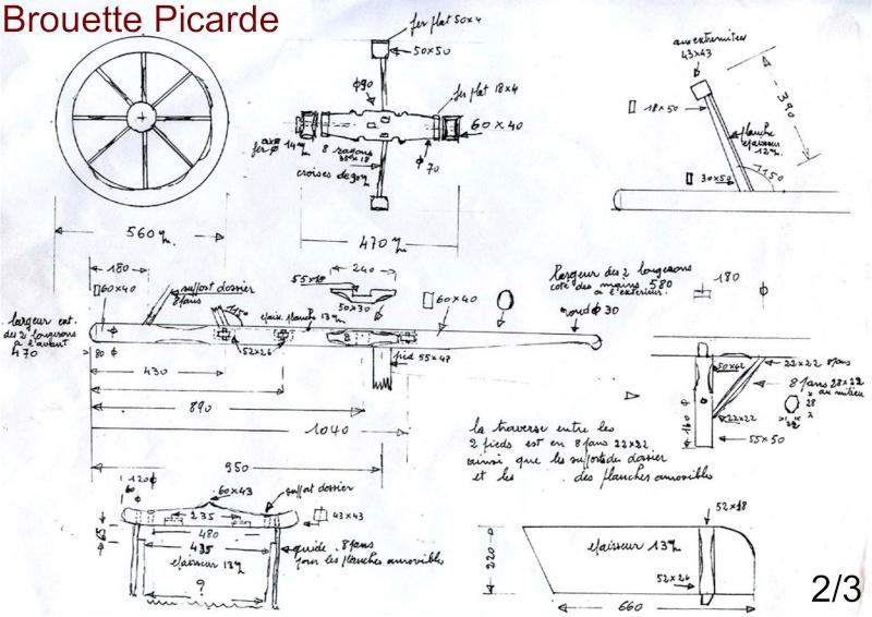 Recherche plan d'une brouette en bois Brouet10