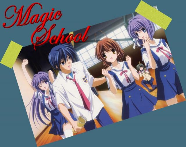 Magic-School