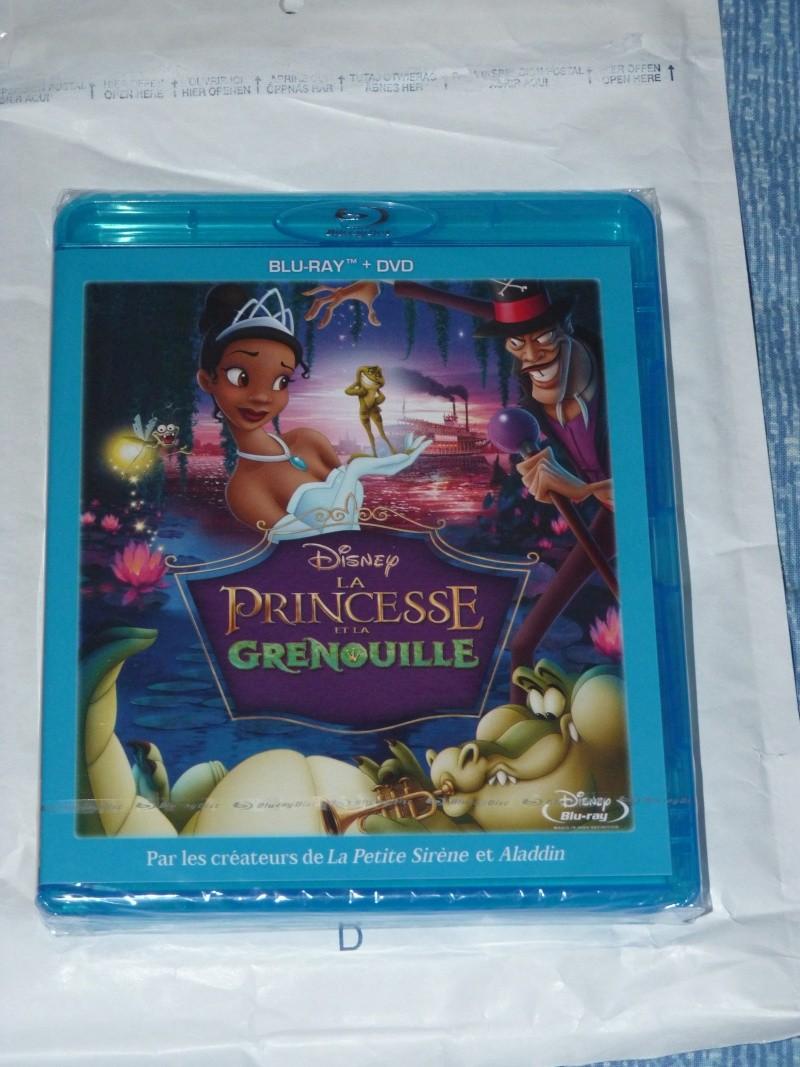 [BD + DVD] La Princesse et la Grenouille (27 mai 2010) - Page 19 P1010523