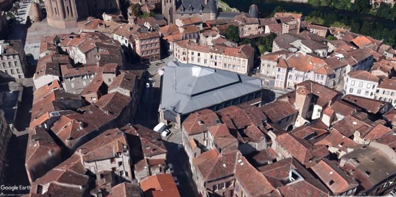 Albi & Castelnau-de-Montmiral (Tarn) Albi_l19