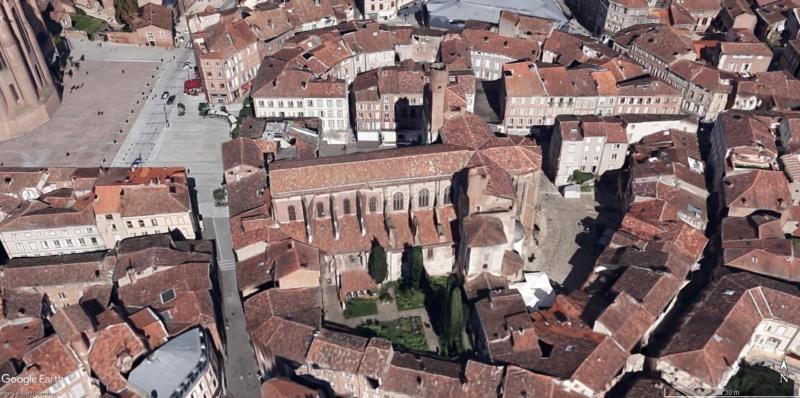 Albi & Castelnau-de-Montmiral (Tarn) Albi_l22