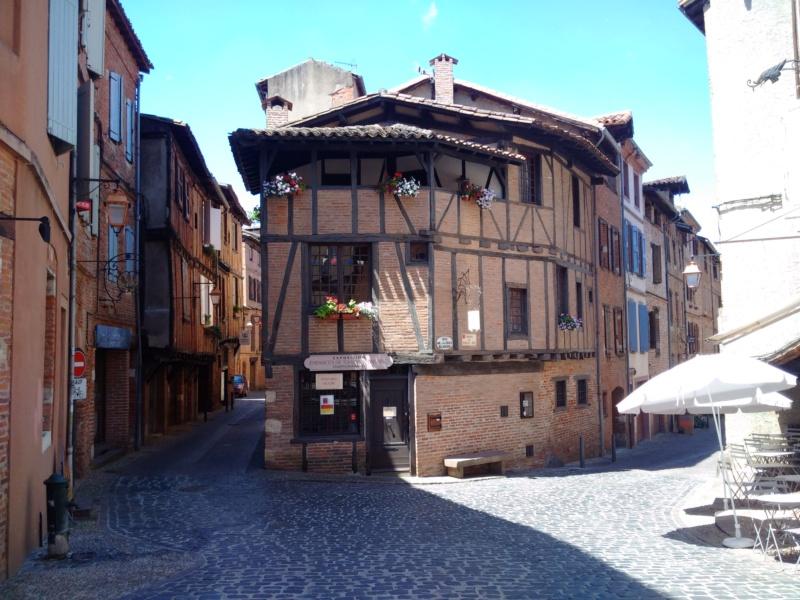 Albi & Castelnau-de-Montmiral (Tarn) Albi_p10