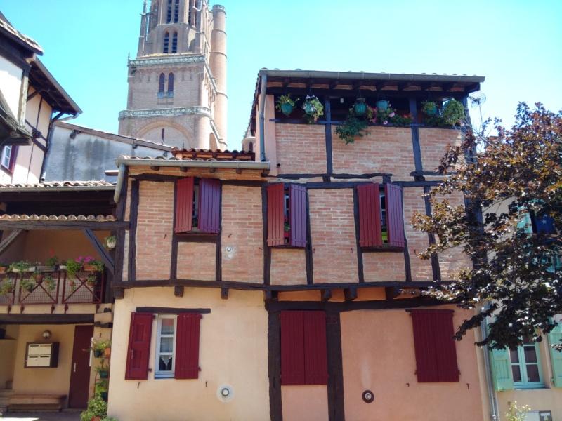 Albi & Castelnau-de-Montmiral (Tarn) Albi_u11