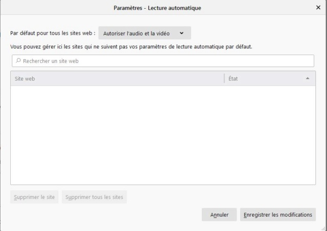 [résolu]Problèmes techniques Firefox Presse39