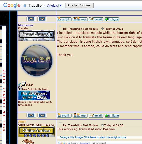 Translation test module Transl10