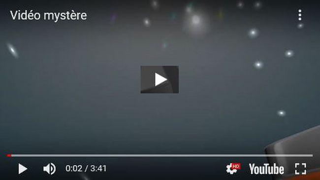 La vidéo mystère, date de diffusion secrète Vidzoo12