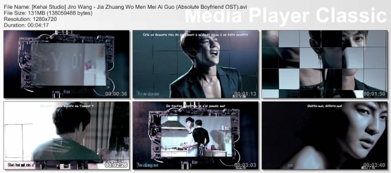 [TW-music] Jiro Wang (Fahrenheit) - Jia Zhuang Wo Men Mei Ai Guo De (Absolute Boyfriend) Thumbs10