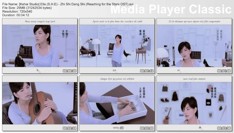 [TW-music] Ella (S.H.E) - Zhi Shi Dang Shi (Reaching for the Stars) Thumbs11