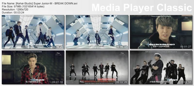 [C-music] Super Junir M - Break down Thumbs15