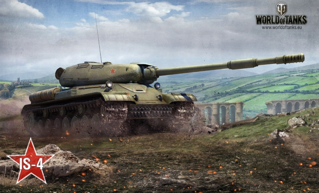 WORLD OF TANKS Is-4_111