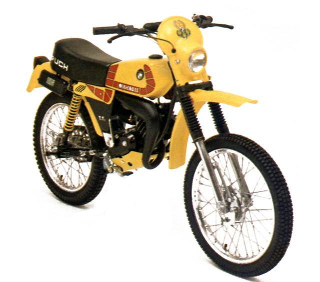 Restauración Puch Minicross TT Puch_m10