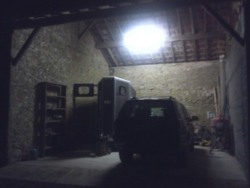 Ecuries de Berdoulet - Page 2 Garage10