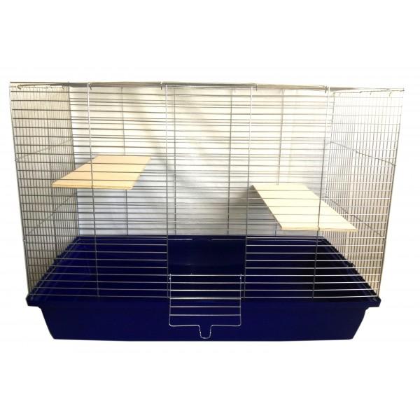 Vend grande cage pour rat chinchilla ou furet  Cage-110