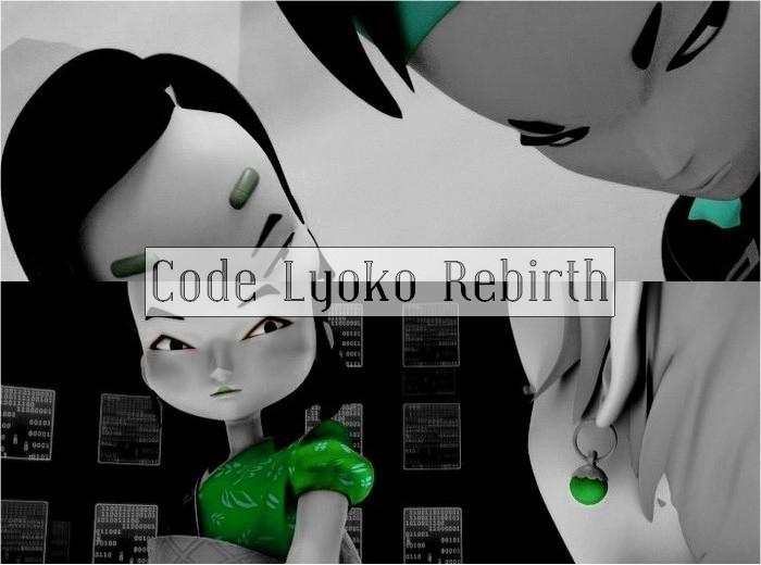 Code Lyoko Rebirth