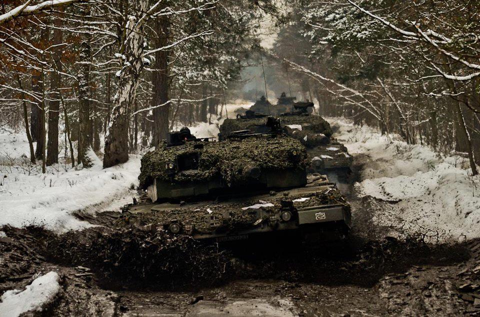 Les Forces Armées Polonaises/Polish Armed Forces - Page 6 Leopar10