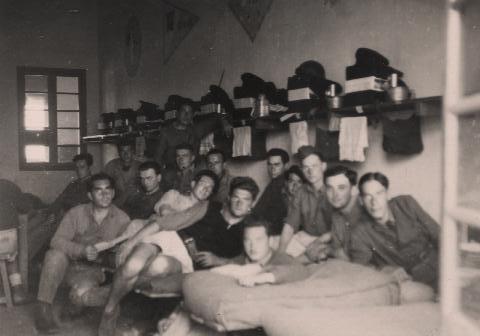 PETIT Victor à FEZ en 1943 BMP n°893 Chambr10