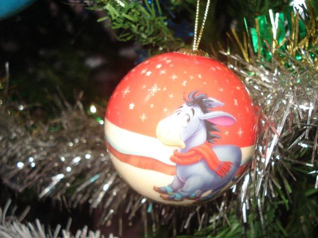 Vos décorations de Noël  Dsc01411