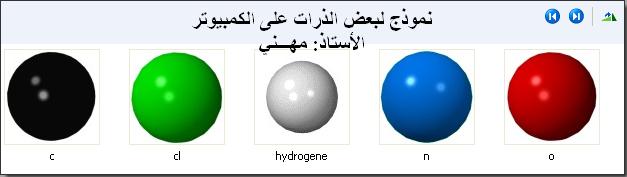 درس النموذج المجهري للتحول الكيميائي  03-12-13