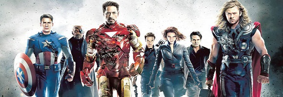 Les prochaines sorties Marvel ... 2013 - 2014 - 2015 ... Avenge10