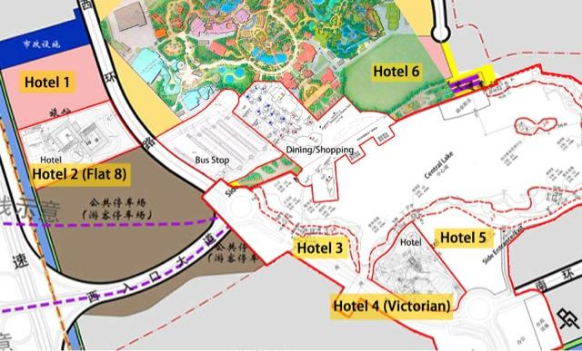 Shanghai Disneyland  - Page 5 Blogge11