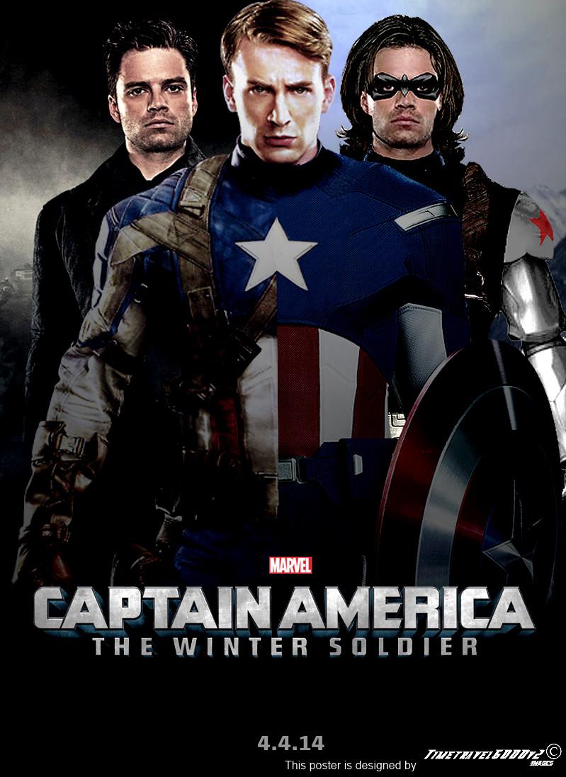 "Captain America 2 ""Captain America : The Winter Soldier"" 16 avril 2014 Captai10"