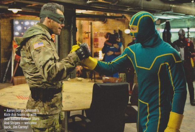 "Kick-Ass 2  ""17 juillet 2013"" Hit-gi11"