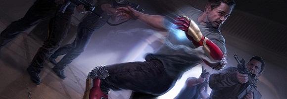 Les prochaines sorties Marvel ... 2013 - 2014 - 2015 ... Iron-m10